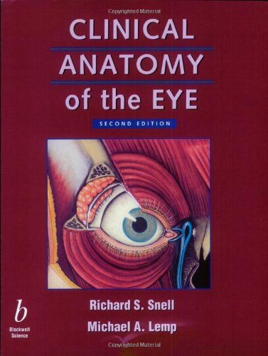Ocular Anatomy Coloring Book Home Page